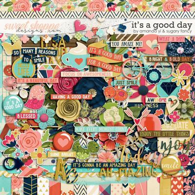 It's A Good Day by Amanda Yi & Sugary Fancy