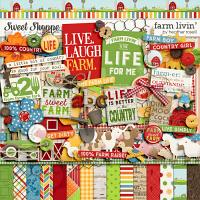 Farm Livin' by Heather Roselli