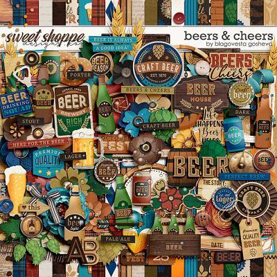 Beers & Cheers by Blagovesta Gosheva