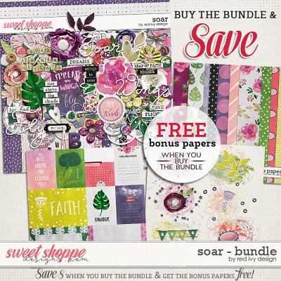 Soar - Bundle by Red Ivy Design