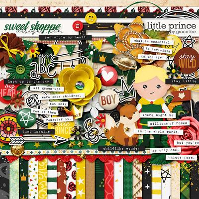 Little Prince by Grace Lee