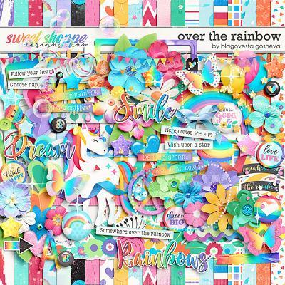 Over the Rainbow by Blagovesta Gosheva