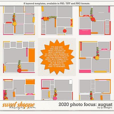 2020 Photo Focus: August by LJS Designs