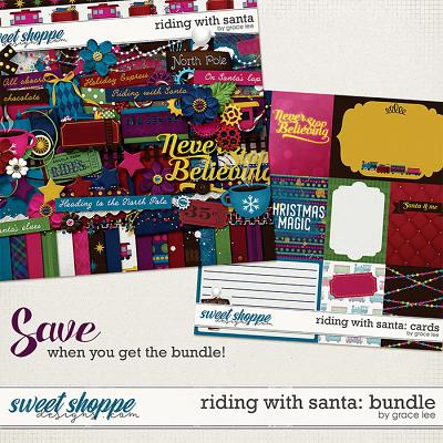 Riding With Santa: Bundle by Grace Lee