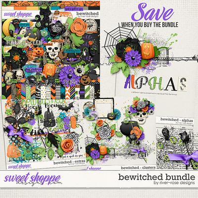 Bewitched Bundle by River Rose Designs