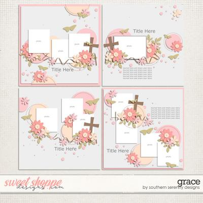Grace Layered Templates by Southern Serenity Designs