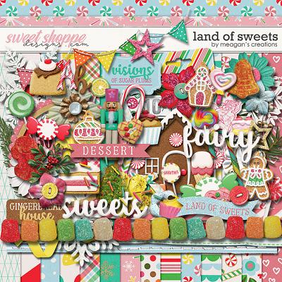 Land of Sweets by Meagan's Creations