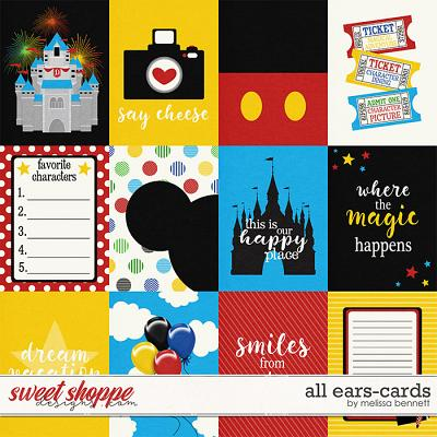 All Ears-Cards by Melissa Bennett