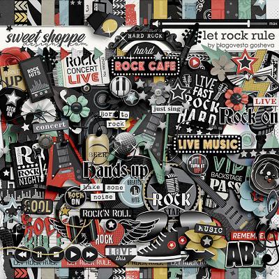 Let Rock Rule by Blagovesta Gosheva