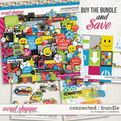 Connected : Bundle by Meagan's Creations