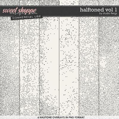 Halftoned VOL 1 by Studio Flergs