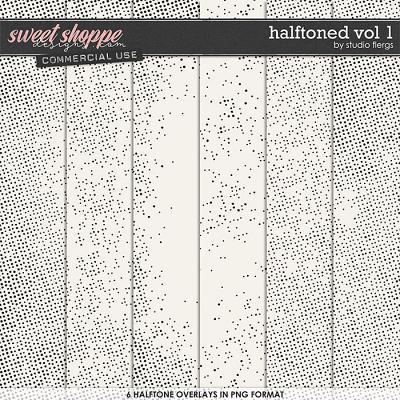 Halftoned VOL 1 by Studio Flergs