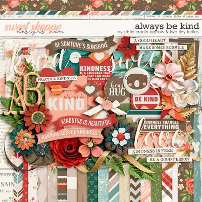 Always be Kind by Kristin Cronin-Barrow & Two Tiny Turtles