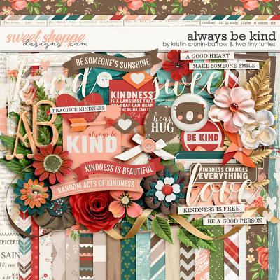 Always be Kind by Kristin Cronin-Barrow & Two Tiny Turtles