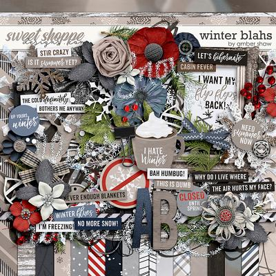 Winter Blahs by Amber Shaw