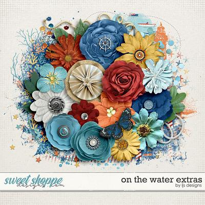 On The Water - Extras by LJS Designs