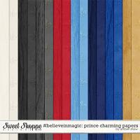 #believeinmagic: Prince Charming Shimmers by Amber Shaw