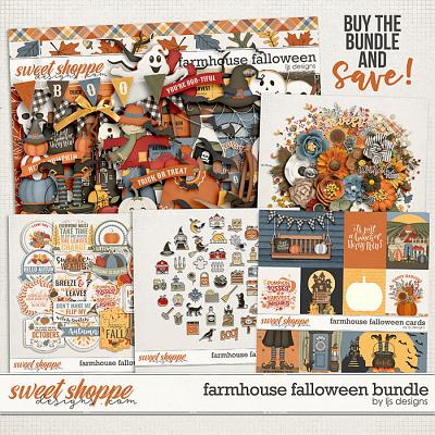 Farmhouse Falloween Bundle by LJS Designs