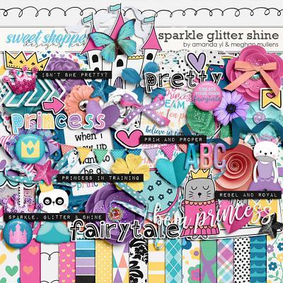 Sparkle Glitter Shine by Amanda Yi Designs & Meghan Mullens