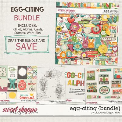 Egg-citing {Bundle} by Blagovesta Gosheva