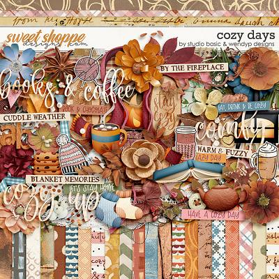 Cozy Days Kit by Studio Basic & WendyP Designs