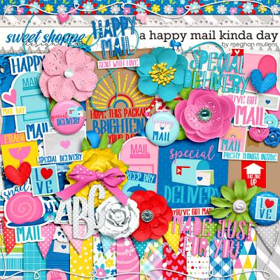 *FREE with your $10 Purchase* A Happy Mail Kinda Day by Meghan Mullens