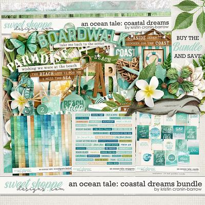 An Ocean Tale: Coastal Dreams Bundle by Kristin Cronin-Barrow
