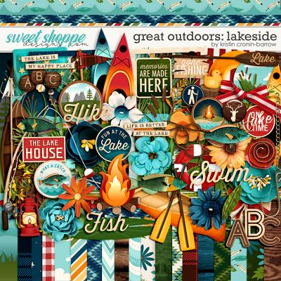 Great Outdoors: Lakeside by Kristin Cronin-Barrow