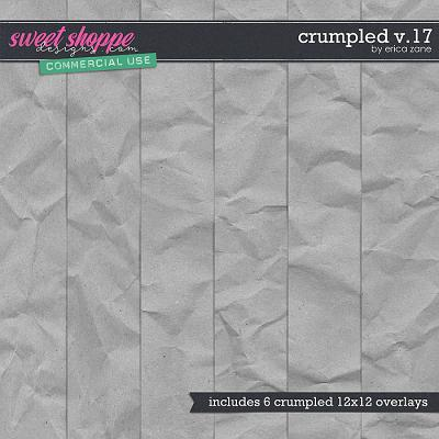 Crumpled v.17 by Erica Zane