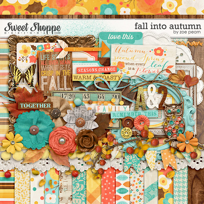 Fall Into Autumn by Zoe Pearn