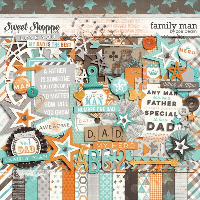 Family Man by Zoe Pearn