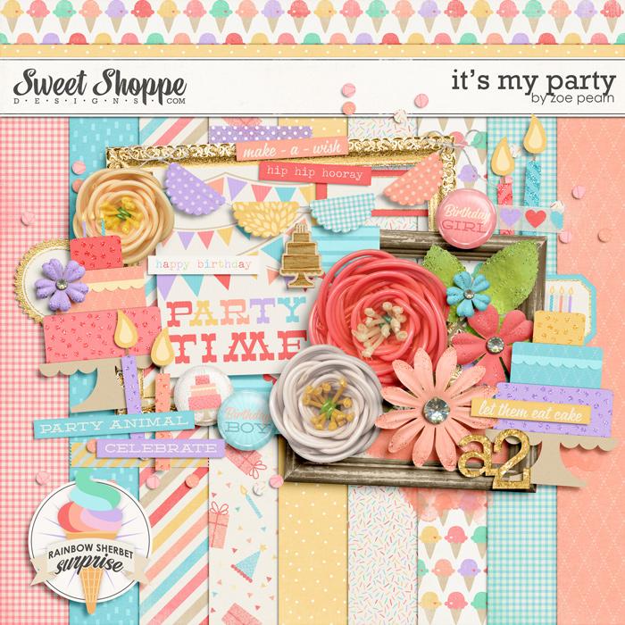 It's My Party by Zoe Pearn