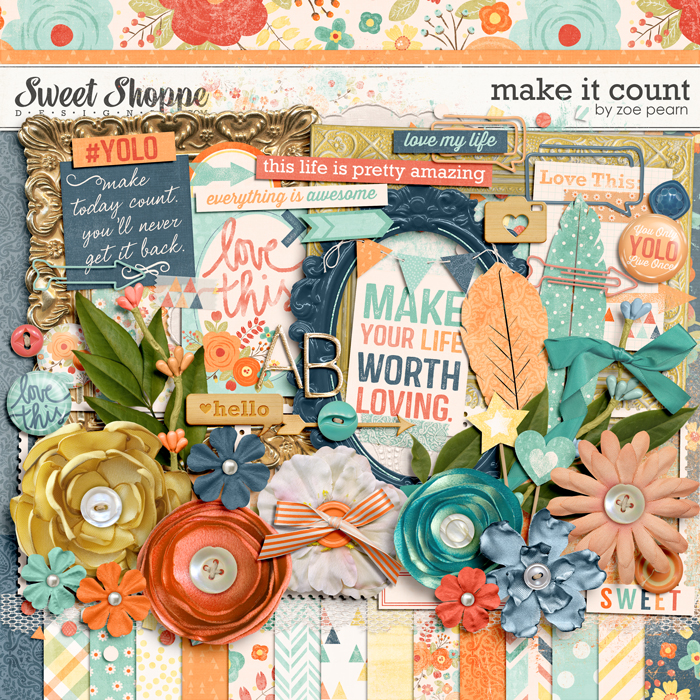 Make It Count by Zoe Pearn