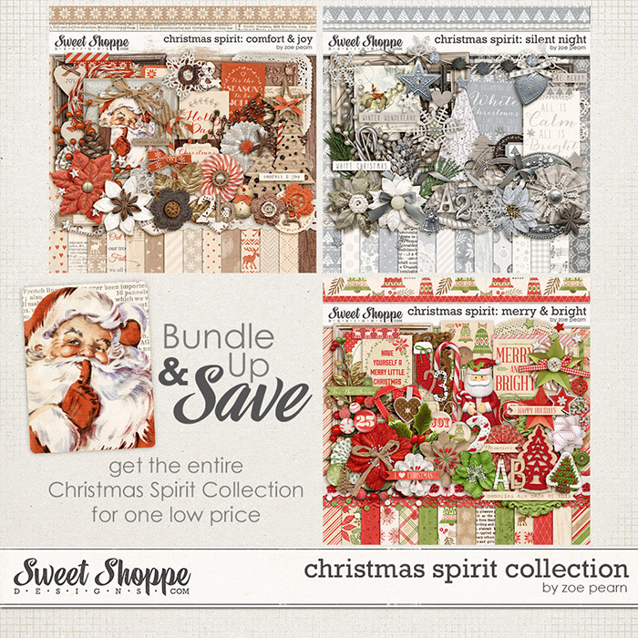 Christmas Spirit Collection: Value Bundle by Zoe Pearn