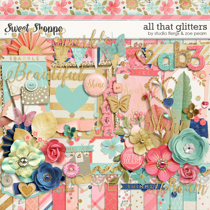 All That Glitters by Studio Flergs & Zoe Pearn