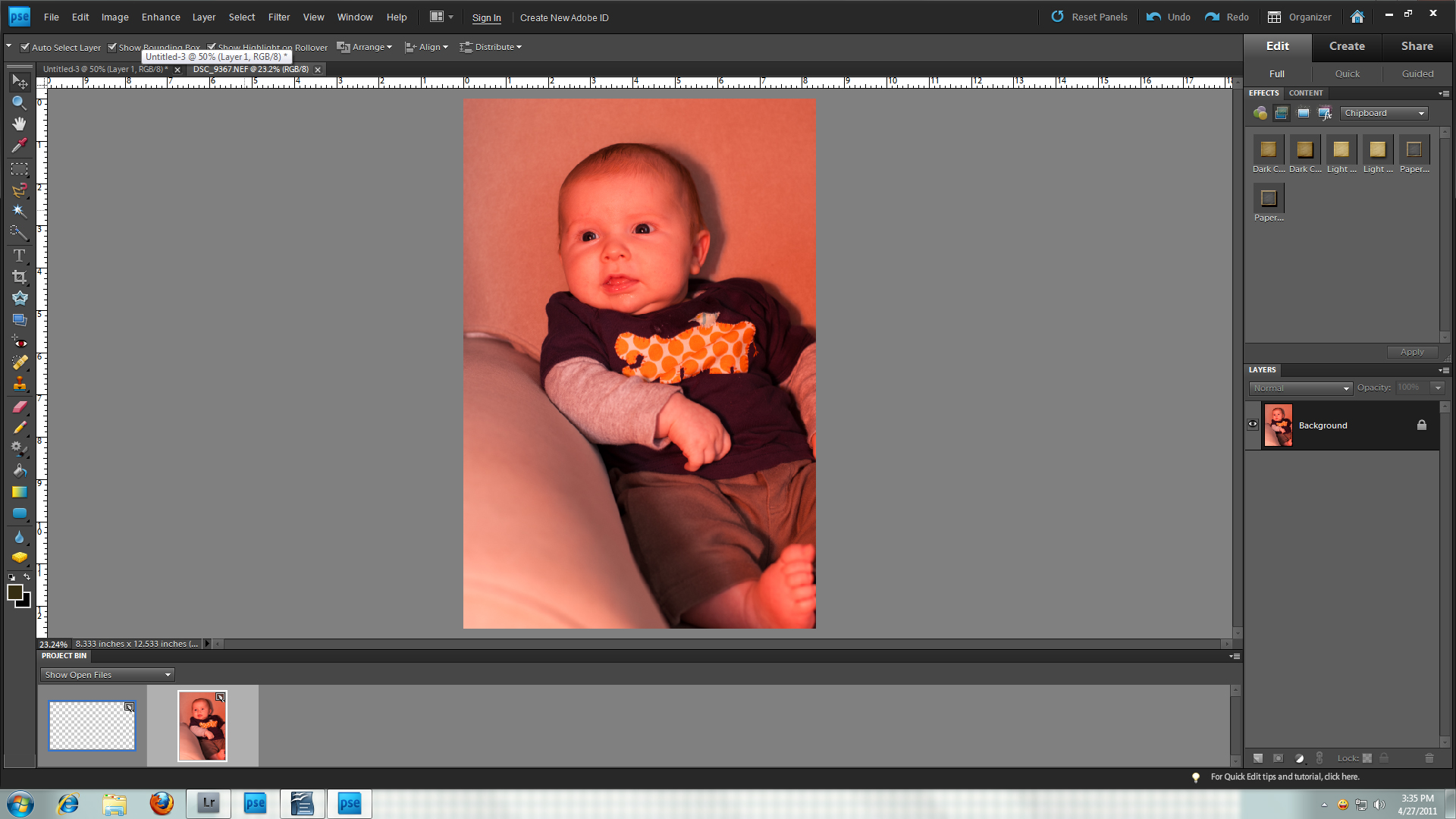 Fix color cast in photoshop - Removing Color Cast In Pse9