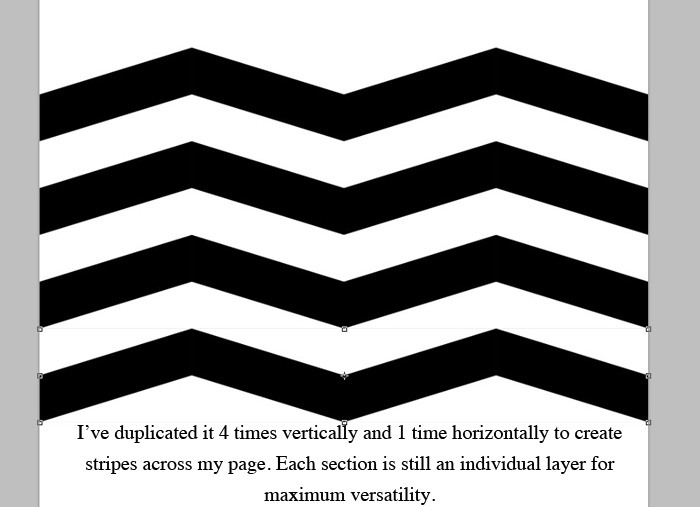 Tutorials by Sweet Shoppe Designs » Make Your Own Chevrons in Photoshop