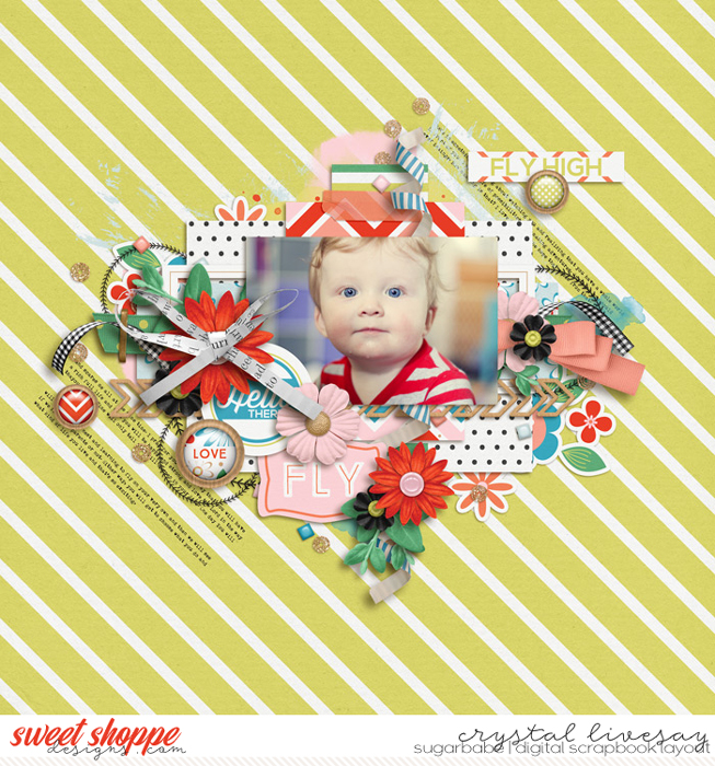 Scrap Like a Sugarbabe - Crystal from www.sweetshoppedesigns.com