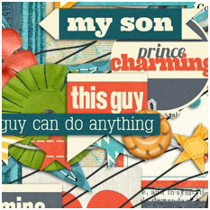My Guy by Shawna Clingerman and Zoe Pearn