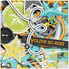 You're So Rad by Megan Turnidge
