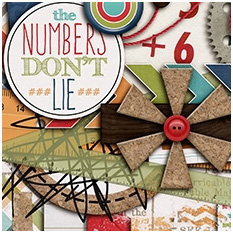 Number Cruncher by Heather Roselli & Libby Pritchett