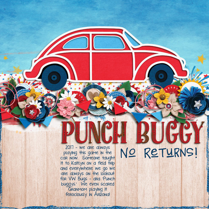 2017-06 Punch Buggy no returns
