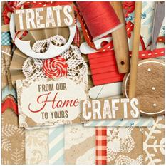 9 Kraft once upon a christmas crafting KCB