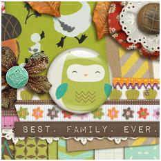A Happy Family by Erica Zane