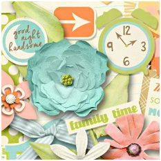 About Time by Misty Cato and Jady Day Studio