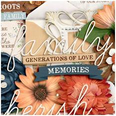 Our Family Legacy by Kristin Cronin-Barrow