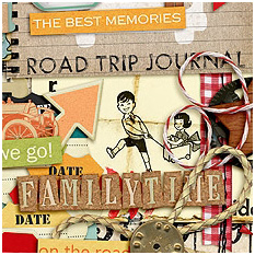 Road Trip by Studio Basic and Forever Joy