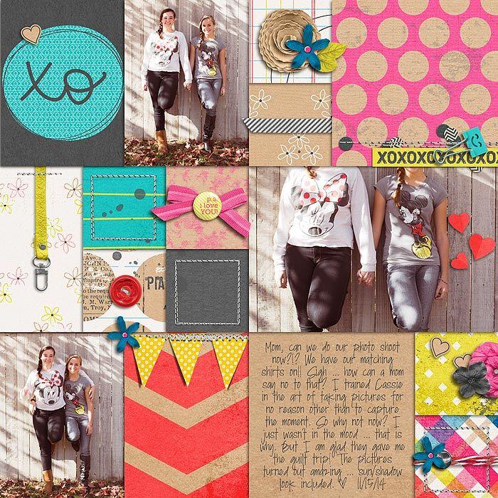 XOXO26 by scrappurple