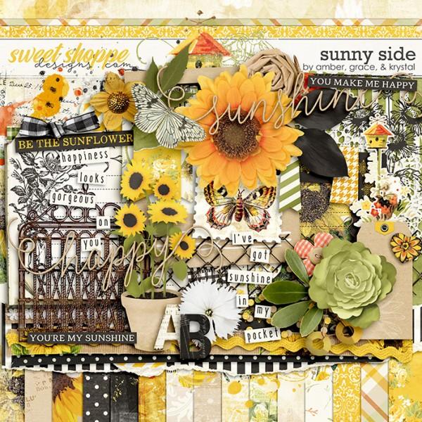 ambergracekrystal-sunflower