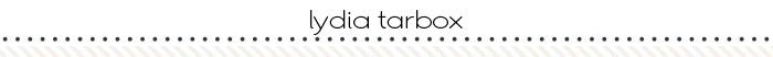 babe-lydia tarbox